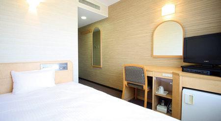 <p>県庁前グリーンホテル-シングル</p>