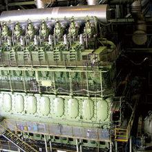<p>【船舶用ディーゼルエンジン】HITACHI-MAN B&W 7K80MC-Cディーゼルエンジン 34,300馬力</p>
