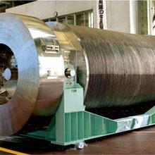<p>【輸送用キャスク】 使用済み核燃料輸送容器</p>