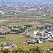 <p>九州自動車道八代JCT</p>