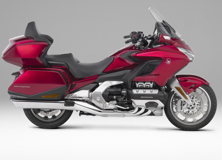 <p>Gold Wing</p>