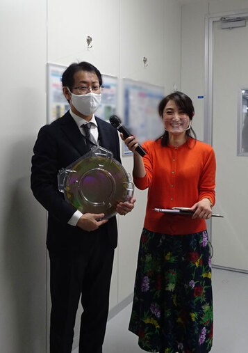 九州事業所 田所所長へのインタビュー