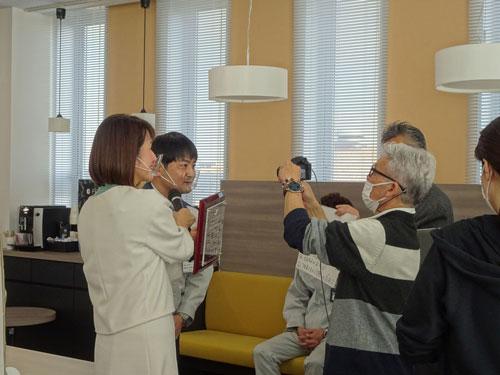沼田社長へのインタビュー
